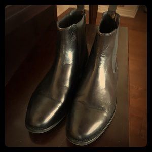 Clark's Chelsea Leather Boot